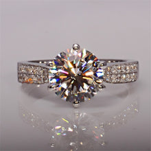 Load image into Gallery viewer, Solitaire Diamond Ring