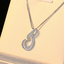 Load image into Gallery viewer, Elegant Diamond Pendant Necklace - Timeless Modern Home