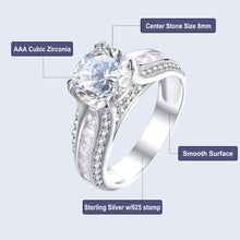 Load image into Gallery viewer, Elegant Diamond Ring - Timeless Modern Home