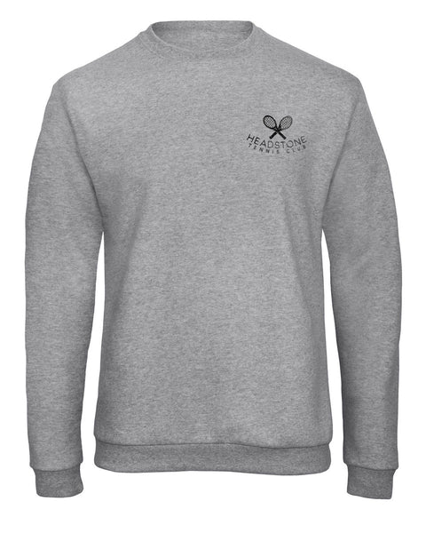 Club Unisex Sweatshirt GREY Size L