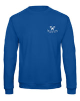 Club Unisex Sweatshirt ROYAL BLUE Size XL