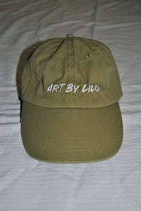 'ART BY LILO' Baseball Hat