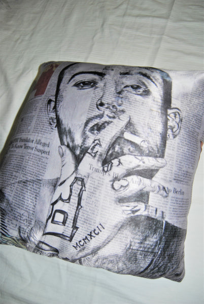 Mac Miller Pillow