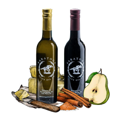 Butter Olive Oil & Cinnamon Pear Balsamic