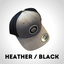 Load image into Gallery viewer, Harmsen's Hockey Patch Trucker Hat
