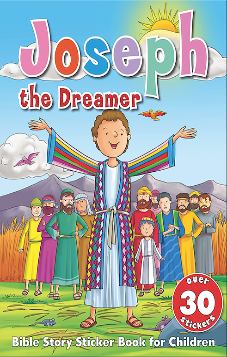 Joseph the Dreamer - Bible Sticker Book