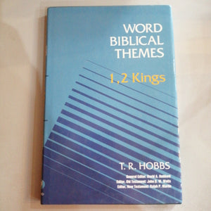 1, 2 Kings (Word Biblical Themes)