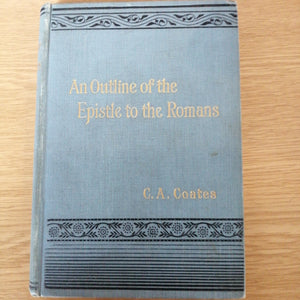An Outline of the Epistle to the Romans