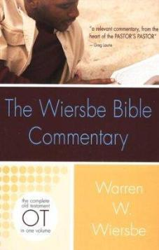 The Wiersbe Bible Commentary - Old Testament