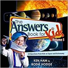 The Answers Book for Kids #5
