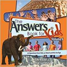 The Answers in Genesis for Kids #6