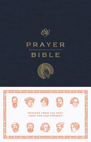 ESV Prayer Bible HB