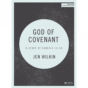God of Covenant Study Book