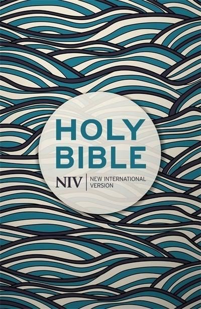 NIV Bible - Waves Design