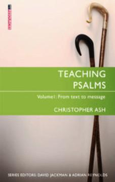 Teaching Psalms:  Volume 1