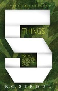 5 Things Every Christian Needs to Grow