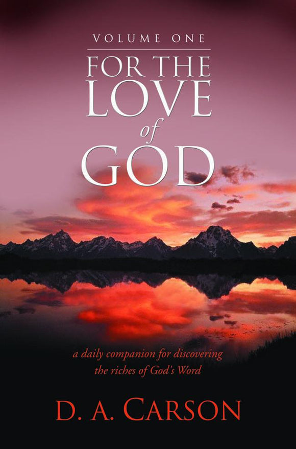 For the Love of God: Volume One
