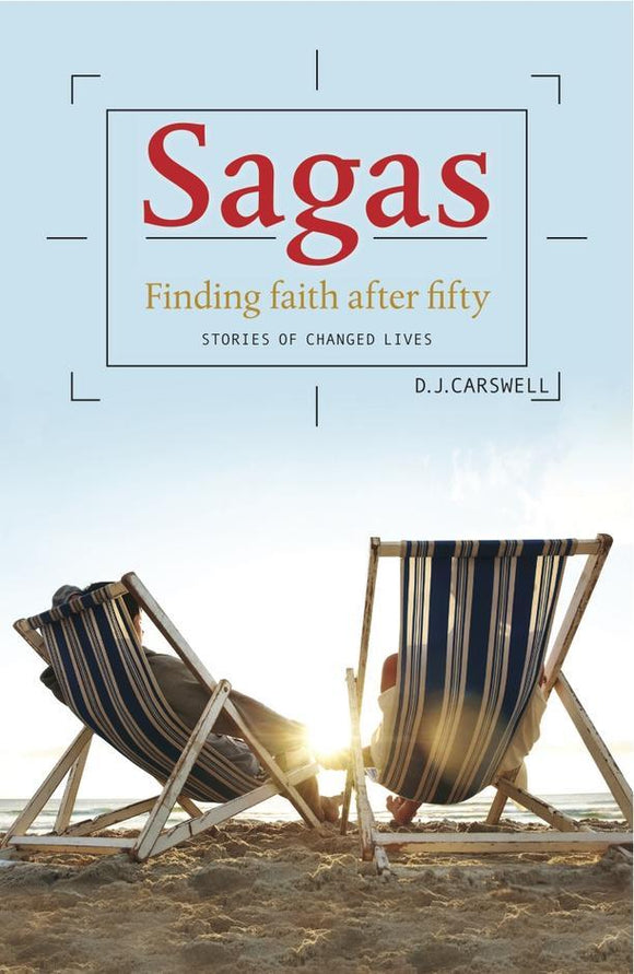 Sagas: Finding Faith After 50