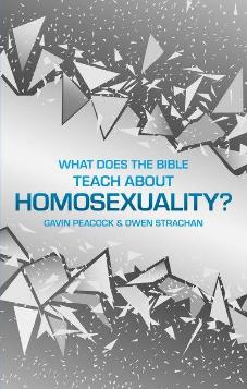 What Does the Bible Teach about Homosexuality? A Short Book on Biblical Sexuality