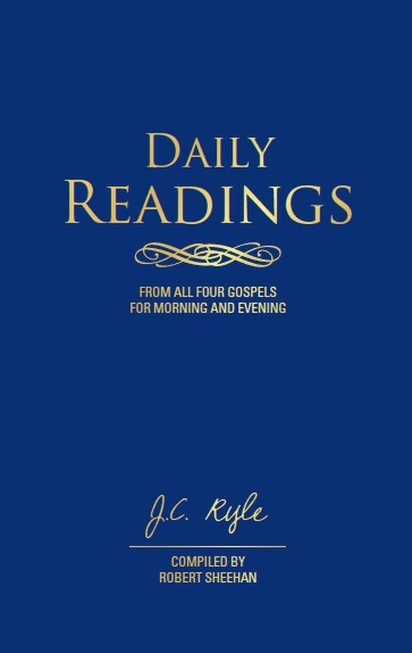Daily Readings: From all four gospels