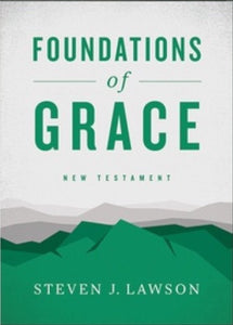 Foundations of Grace (New Testament) DVD