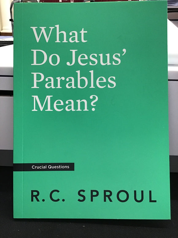 What Do Jesus Parables Mean
