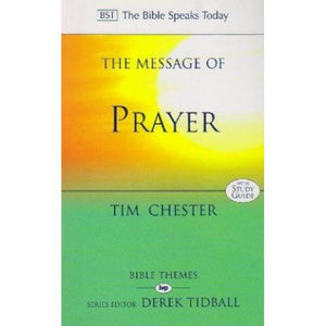 The Message of Prayer
