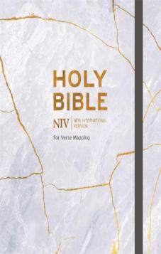 NIV Bible for Journalling and Verse-Mapping (Grey)