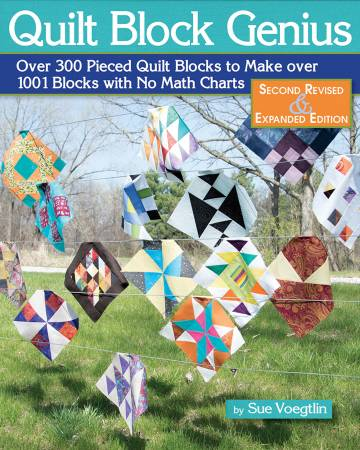 Block Genius Quilt Book
