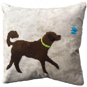 Load image into Gallery viewer, Doodle Pillow Pattern