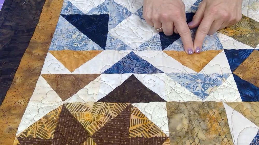 Intermediate Quilting Class - Flying Geese
