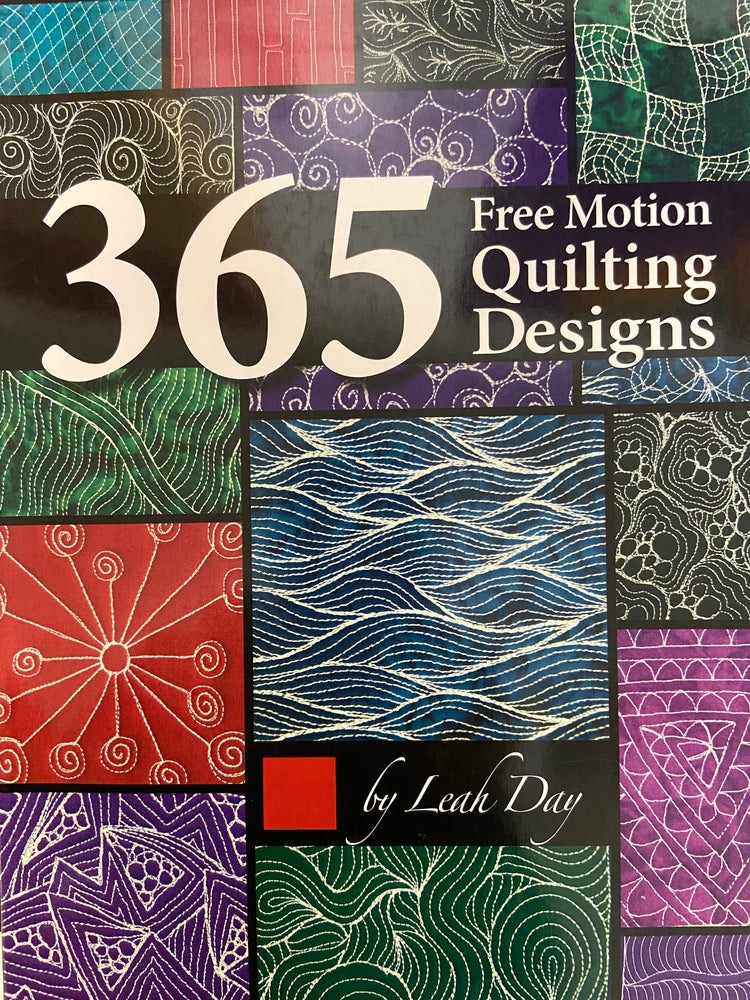 365 Free-Motion Quilting Designs