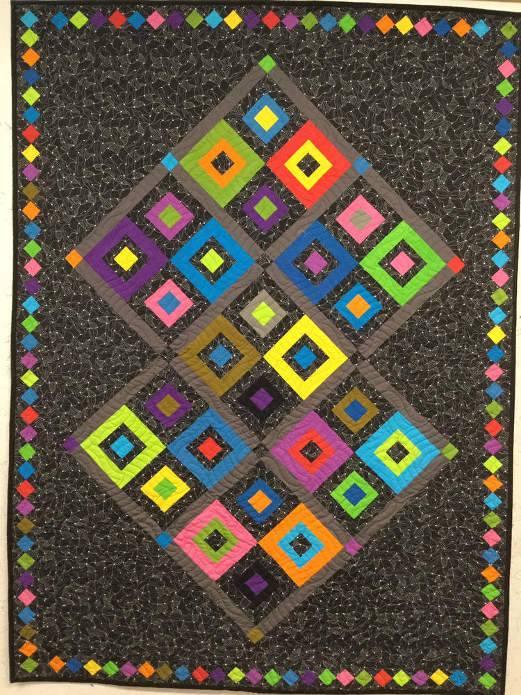Be Dazzled Quilt Kit