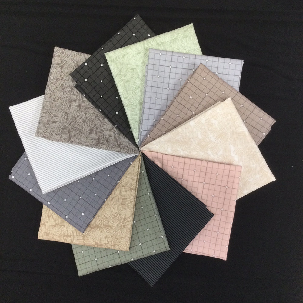 Serenity 12 Fat Quarter Pack!