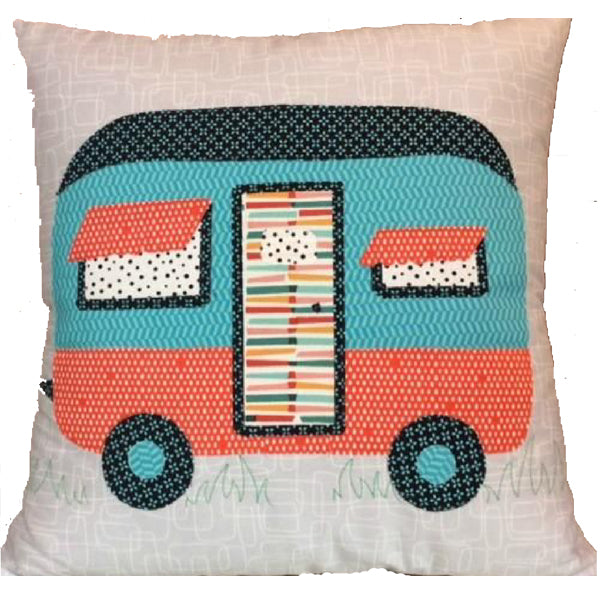 On the Go Pillow Pattern