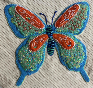 Load image into Gallery viewer, Butterfly Stitching