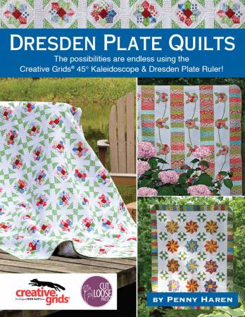 Load image into Gallery viewer, Dresden Plate Quilts