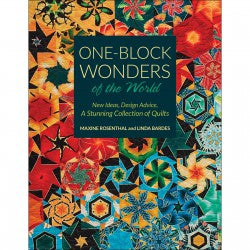 One Block Wonders of the World Book