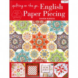 Quilting on the Go...English Paper Piecing