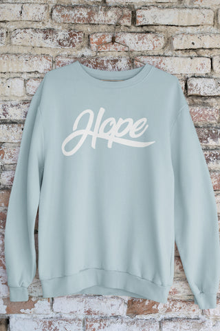 SWEAT HOPE BLEU CIEL