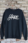 SWEAT HOPE BLEU MARINE