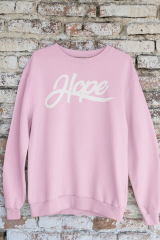 SWEAT HOPE ROSE