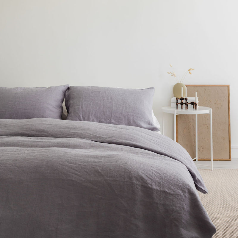 breeze linen - deep fitted sheets - Amurelle