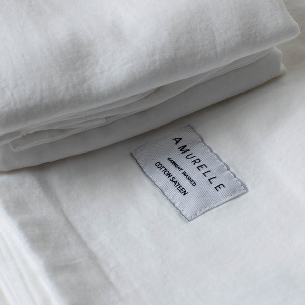 hero cotton - duvet cover set - Amurelle