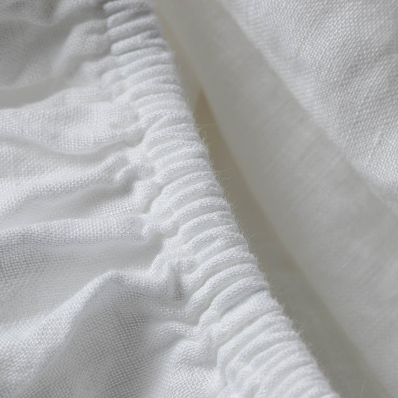 breeze linen - deep fitted sheets