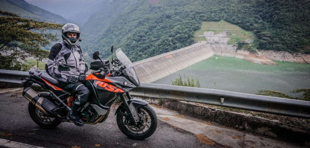CAMINO A PORCE III: KTM 1050 ADVENTURE
