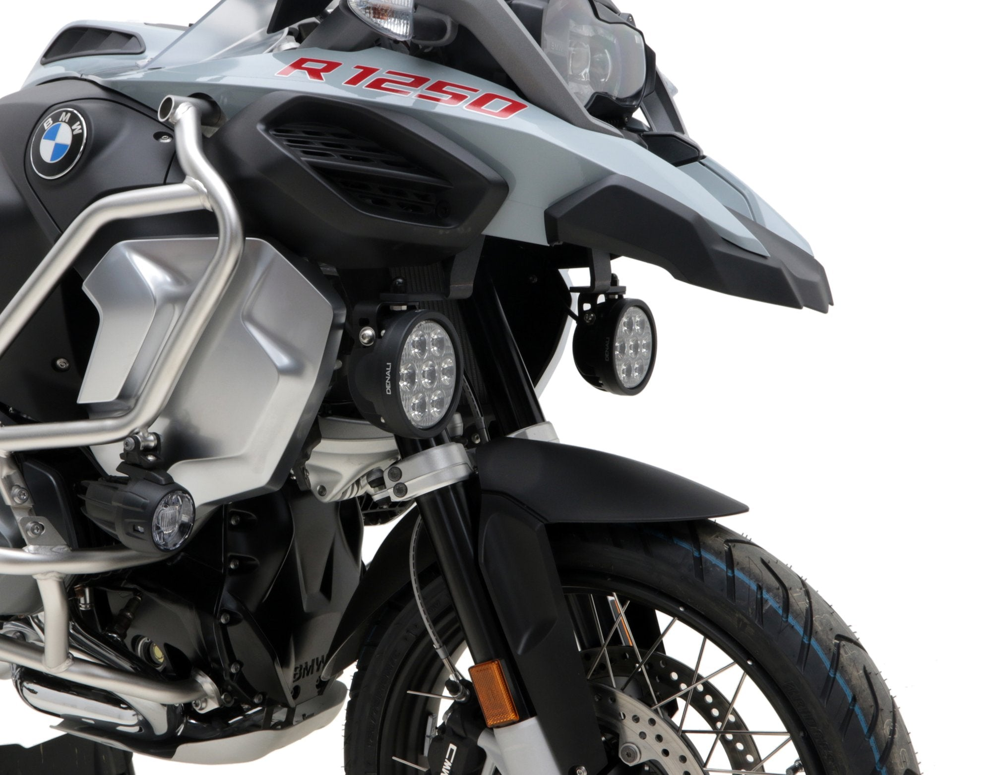 Denali - Soporte de luces - BMW R1250GS Adventure (19-21)