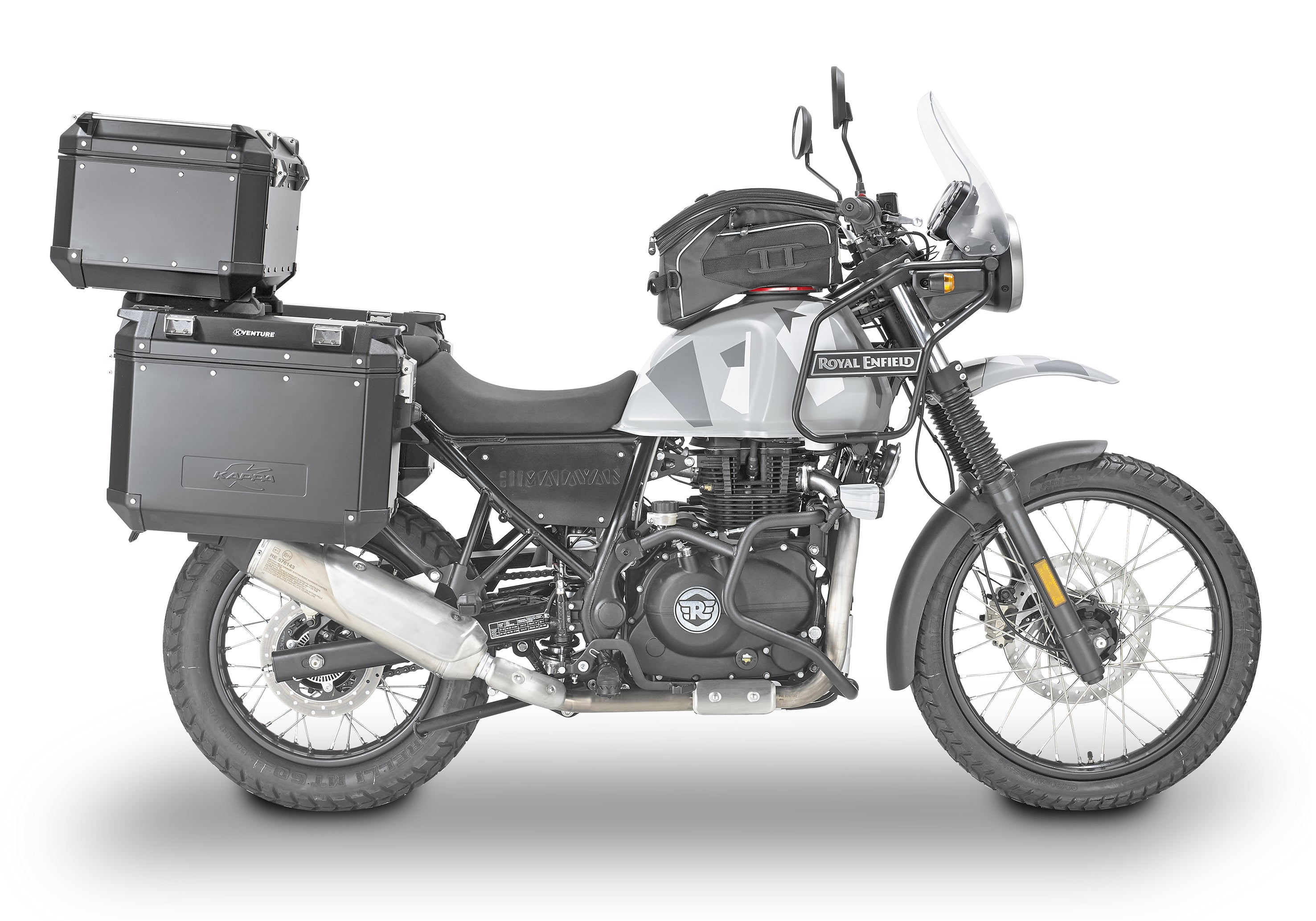 Kappa - KN9050 DEFENSAS DE MOTOR ROYAL ENFIELD HIMALAYAN