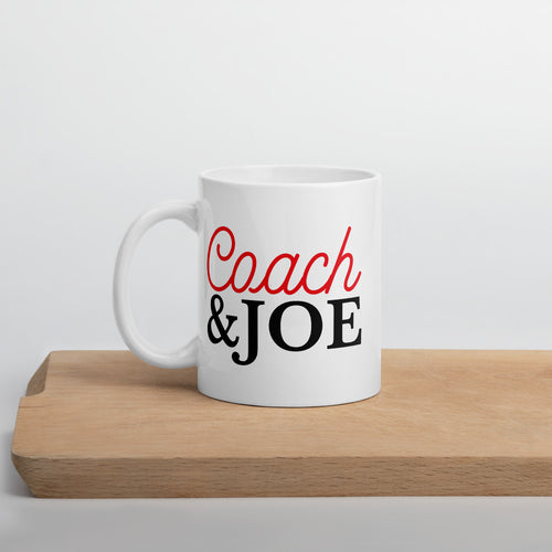 Coach & Joe Logo Mug