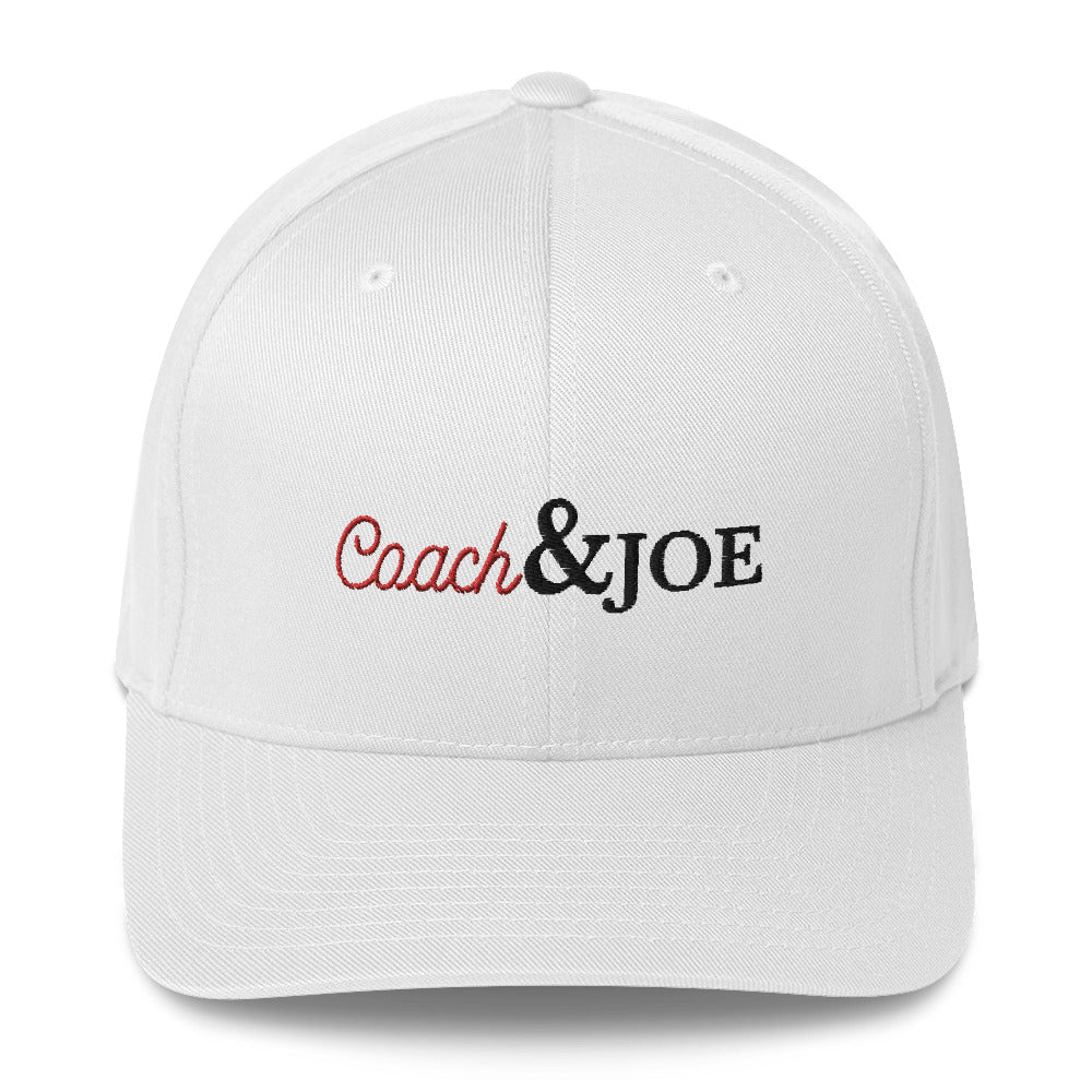 Coach & Joe Logo Flexfit Baseball Cap